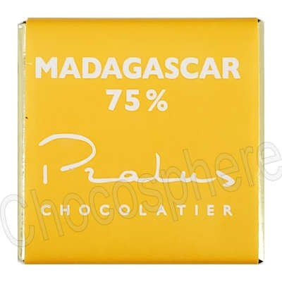 Madagascar 75% Square BIO