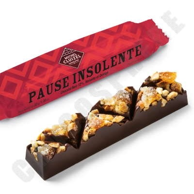 'Pause Insolente' 72% Dark Chocolate Mini-Bar 30g