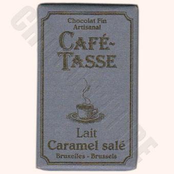 Lait Caramel Salé Mini Tab - 9g