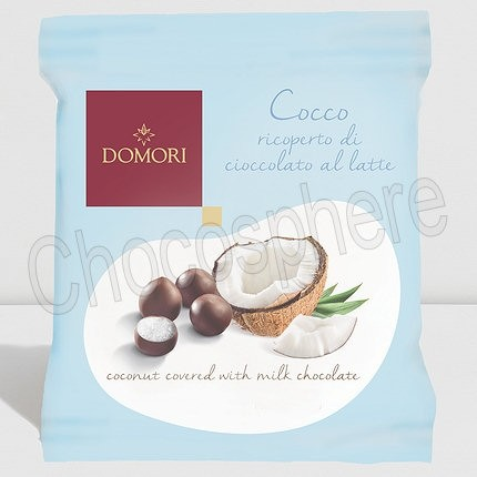 Milk Chocolate Covered Coconut (Dragees Coconut) – 40g
