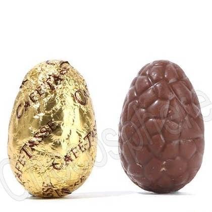 Milk Chocolate/Praline Eggs