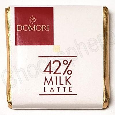 Milk Chocolate 42% Square