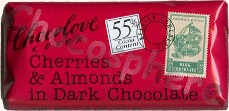 Cherries & Almonds Mini-Bar 1.3oz