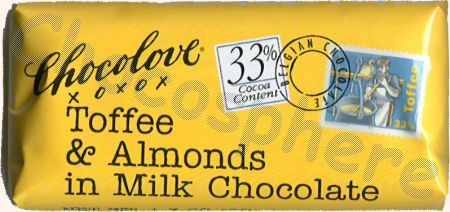 Toffee-Almond Mini-Bar 1.3oz
