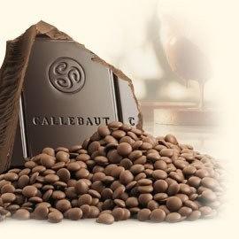 Callebaut 2815NV Semi-Sweet Callets