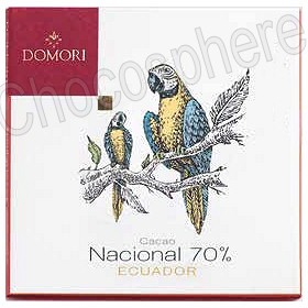 Nacional Ecuador Dark Chocolate 70% Bar