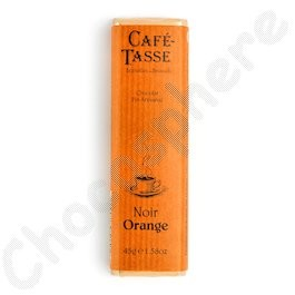 Cafe-Tasse Noir Orange Bar 45g