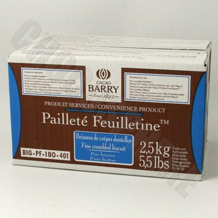 Pailleté Feuilletine Box - 2.5kg