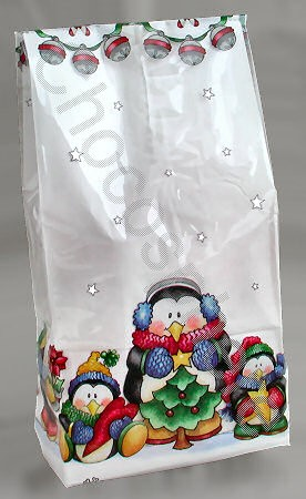 Penguin Theme Gift Bag