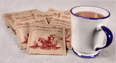 Powdered Drinking Chocolate 15 Pc bag
