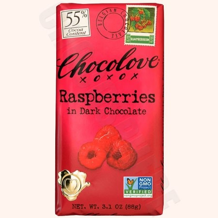 Raspberries Bar 3.2oz