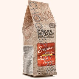 Republica del Cacao Ecuador 56% Cacao Buttons