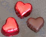 Milk Hearts Box - 2Kg