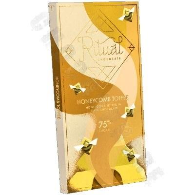 Honeycomb Toffee Chocolate Bar 60g