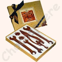 Slitti 'Rusty Tools' Chocolate Gift Box