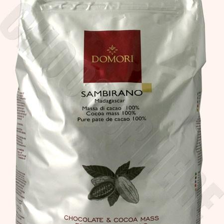 Sambirano 100% Cacao Mass Discs– 5Kg