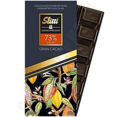 Slitti Gran Cacao 73% Bar