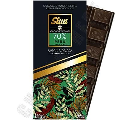 Slitti Gran Cacao Single-Origin Peru Bar