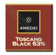 63% Toscano Black Tasting Square - 4.5g