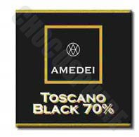 70% Toscano Black Napolitains Bag 135g