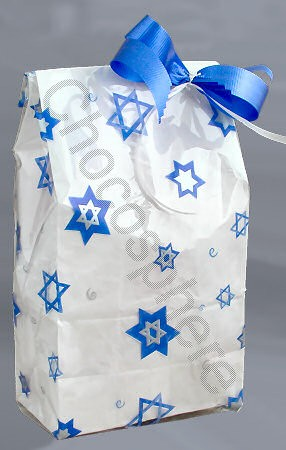 Star of David Gift Bag
