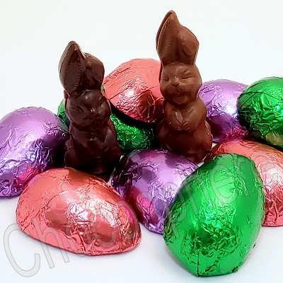 Eggs & Bunnies Combo
