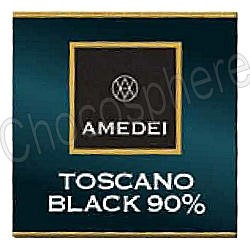Toscano Black 90% Napolitain Dark Chocolate Tasting Squares 1Kg