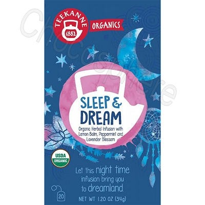 Sleep & Dream Organic Caffeine-Free Tea
