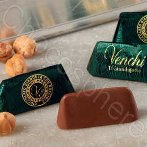 Venchi Giandujotto Tradizionale - Traditional