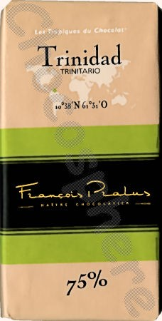 Trinidad Bar 100g