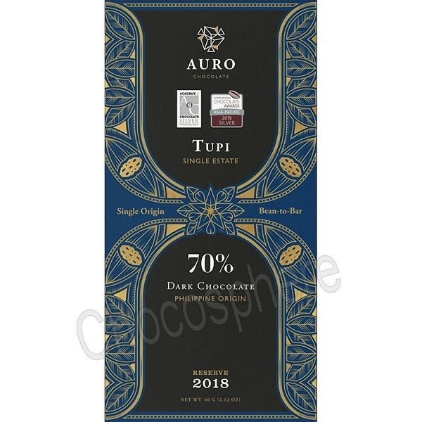 Tupi 70% Dark Chocolate Reserve Bar