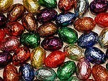 Assorted Valrhona Eggs