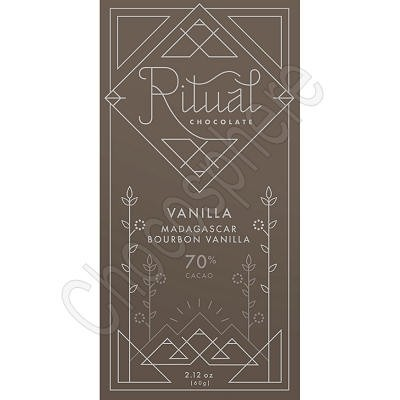 Vanilla Blend Chocolate Bar