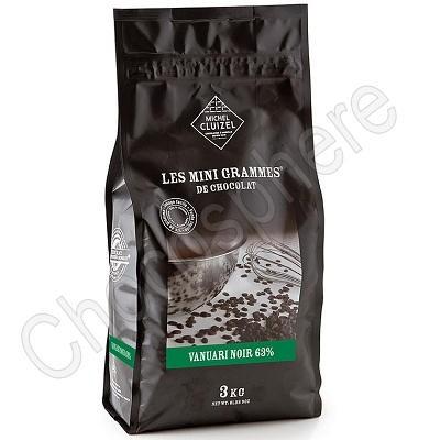 Vanuari 63% Mini-Grammes Bag - 3Kg