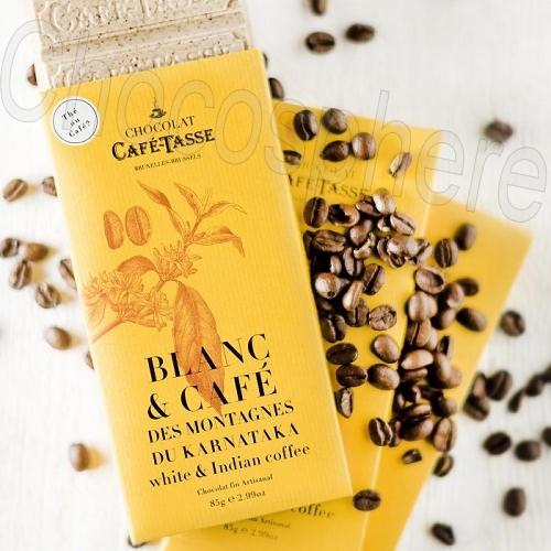 Blanc & Cafe des Montagnes du Karnataka Tablet 85g