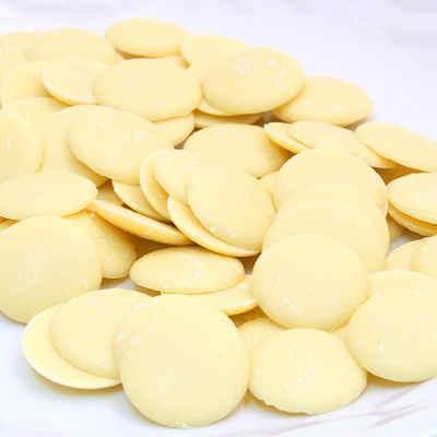 Republica del Cacao Ecuador White Chocolate Buttons