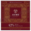 Auro 42% Milk Chocolate Bar - 50g