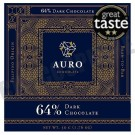 Auro 64% Dark Chocolate Bar - 50g