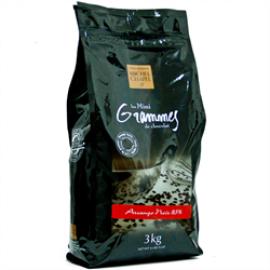 Michel Cluizel Arcango Noir 85% Mini-Grammes Bag - 3Kg