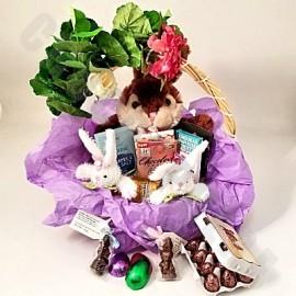 Chocosphere Easter Basket Seasonal Special