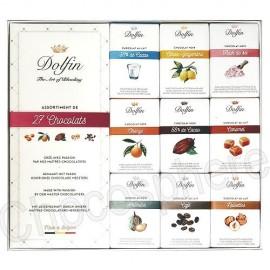 Dolfin 27 Chocolats Box 270g