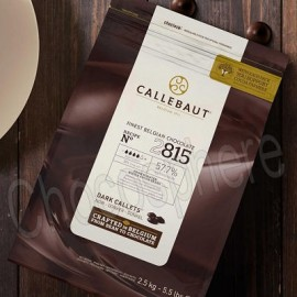Callebaut Callebaut 2815NV Semi-Sweet Callets