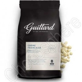 Guittard Guittard Creme Francais White Chocolate Couverture