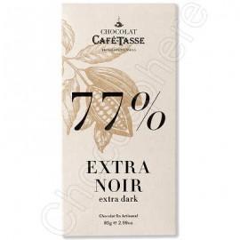 Cafe-Tasse Cafe-Tasse Extra Noir 85g Tablet