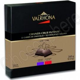 Valrhona Abinao - Guanaja Chocolate Tasting Squares Gift Box 260g