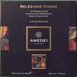 Amedei Selezione Chuao 12 Piece Sampler Box 55g