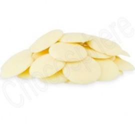 Valrhona Ariaga Blanche White Chocolate Wafers