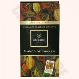 Amedei Blanco de Criollo Bar 50g