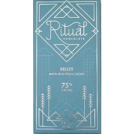 Ritual Chocolate Belize Chocolate Bar 60g