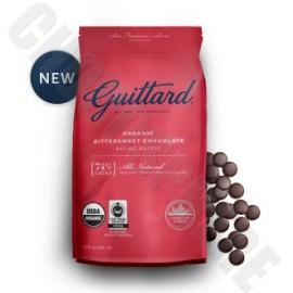 Guittard Guittard Organic Bittersweet Chocolate Baking Wafers